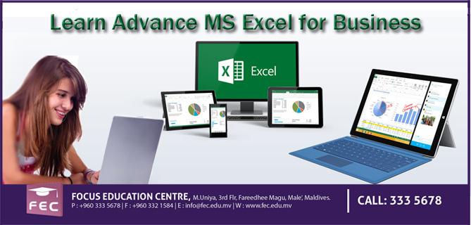 excel-advance